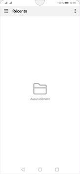 Huawei P30 Pro - MMS - envoi d'images - Étape 14