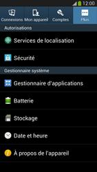 Samsung Galaxy S 4 Active - Applications - Comment désinstaller une application - Étape 5