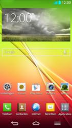 LG G2 - Internet - Handmatig instellen - Stap 1