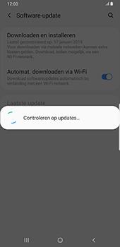 Samsung galaxy-s9-plus-sm-g965f-android-pie - Software updaten - Update installeren - Stap 6