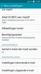 Samsung A500FU Galaxy A5 - E-mail - Instellingen KPNMail controleren - Stap 18
