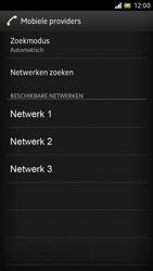 Sony LT28h Xperia ion - netwerk en bereik - gebruik in binnen- en buitenland - stap 8