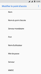 Nokia 3 - Android Oreo - Internet - Configuration manuelle - Étape 10