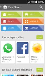 Samsung G388F Galaxy Xcover 3 - Applications - Créer un compte - Étape 18