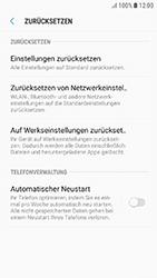Samsung Galaxy J3 (2017) - Gerät - Zurücksetzen auf die Werkseinstellungen - Schritt 6