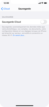 Apple iPhone 11 Pro - Aller plus loin - Gérer vos données depuis le portable - Étape 13