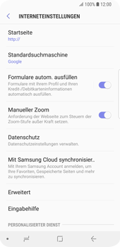Samsung Galaxy S9 - Internet - Apn-Einstellungen - 25 / 38