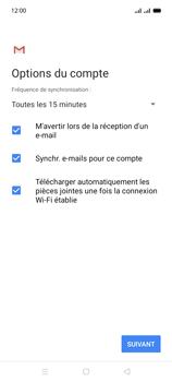 Oppo A15 - E-mails - Ajouter ou modifier votre compte Outlook - Étape 10