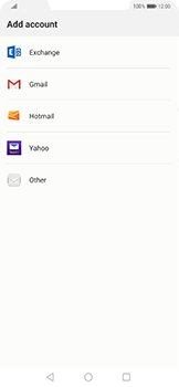 Huawei Mate 20 Pro - Email - Manual configuration POP3 with SMTP verification - Step 4