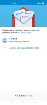 Oppo Reno 4 - E-mails - Ajouter ou modifier votre compte Gmail - Étape 12