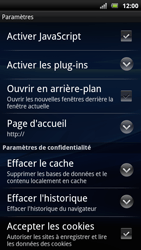Sony Xperia Arc S - Internet - Configuration manuelle - Étape 17