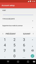 Motorola Moto E (1st Gen) (Lollipop) - E-mails - Ajouter ou modifier un compte e-mail - Étape 16