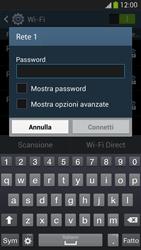 Samsung Galaxy S 4 Active - WiFi - Configurazione WiFi - Fase 7