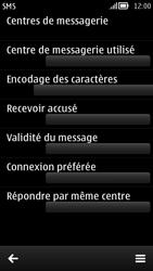 Nokia 808 PureView - SMS - Configuration manuelle - Étape 6
