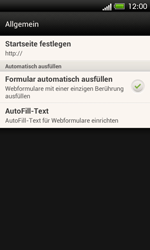 HTC One SV - Internet - Apn-Einstellungen - 21 / 25