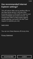 Nokia Lumia 930 - Internet and data roaming - Using the Internet - Step 4
