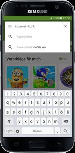 Huawei E5770 - Apps - Anwendung für das Smartphone herunterladen - Schritt 6