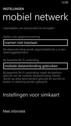 Nokia Lumia 930 4G (Type RM-1045) - Internet - Handmatig instellen - Stap 6