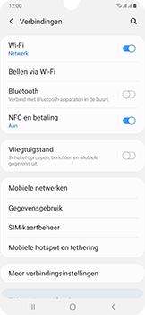 Samsung Galaxy A50 - Bellen - bellen via wifi (VoWifi) - Stap 5