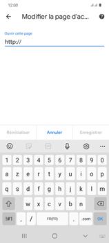 Samsung Galaxy S20 5G - Internet et roaming de données - Configuration manuelle - Étape 30