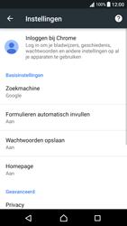 Sony Xperia XA (F3111) - Android Nougat - Internet - Handmatig instellen - Stap 25