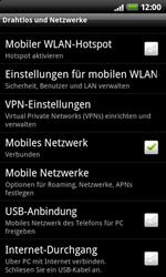HTC Desire Z - MMS - Manuelle Konfiguration - 1 / 1