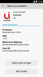 Huawei Ascend G6 - Appareil - Mises à jour - Étape 7