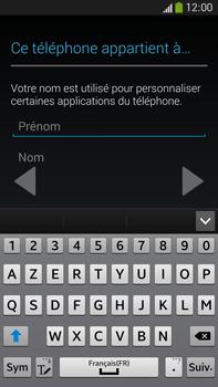 Samsung Galaxy Note 3 - Premiers pas - Créer un compte - Étape 25