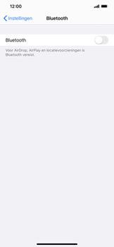 Apple iPhone XR - iOS 13 - bluetooth - aanzetten - stap 4