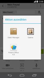 Huawei Ascend P6 LTE - MMS - Erstellen und senden - 2 / 2