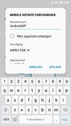 Samsung Galaxy Xcover 4 (SM-G390F) - WiFi - Mobiele hotspot instellen - Stap 9