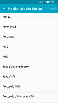 Samsung Galaxy A8 - Internet et roaming de données - Configuration manuelle - Étape 11