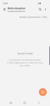 Samsung Galaxy S10e - E-mail - configuration manuelle - Étape 5