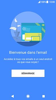 Sony Xperia XA2 Ultra - E-mails - Ajouter ou modifier un compte e-mail - Étape 4