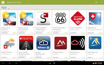 Sony Xperia Tablet Z LTE - Applicazioni - Installazione delle applicazioni - Fase 13