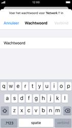 Apple iPhone SE - iOS 13 - Wi-Fi - Verbinding maken met Wi-Fi - Stap 6