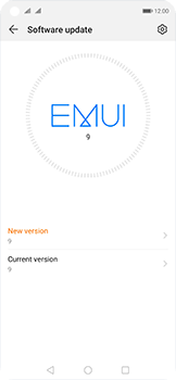 Huawei Nova 5T - Software - Installing software updates - Step 6
