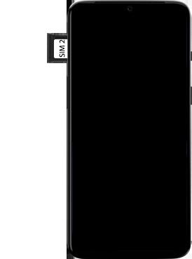 OnePlus 7 - Premiers pas - Insérer la carte SIM - Étape 6
