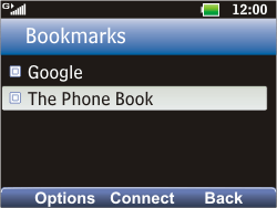 LG C360 Golf - Internet - Internet browsing - Step 11