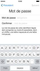 Apple iPhone 5 - Premiers pas - Créer un compte - Étape 16