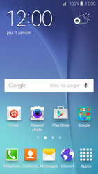 Samsung Galaxy S6 - Applications - Comment désinstaller une application - Étape 1