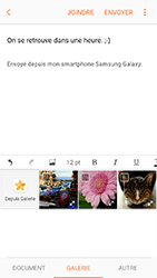 Samsung Galaxy A3 (2017) (A320) - E-mails - Envoyer un e-mail - Étape 12