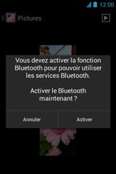 Bouygues Telecom Bs 351 - Photos, vidéos, musique - Envoyer une photo via Bluetooth - Étape 11