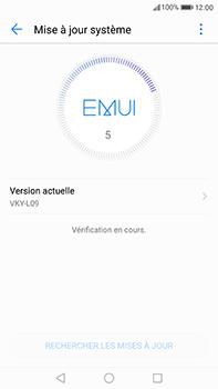 Huawei P10 Plus - Logiciels - Installation de mises à jour - Étape 4