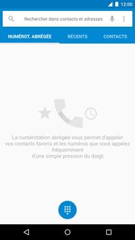 Motorola Nexus 6 - Messagerie vocale - configuration manuelle - Étape 5
