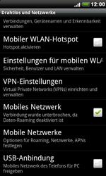 HTC Desire - Ausland - Im Ausland surfen – Datenroaming - 7 / 11