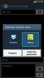 Samsung I9195 Galaxy S IV Mini LTE - MMS - envoi d'images - Étape 15