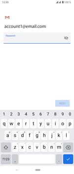 Sony Xperia 5 - E-mail - manual configuration - Step 12