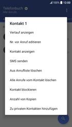 HTC 10 - Anrufe - Anrufe blockieren - Schritt 6