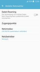 Samsung J510 Galaxy J5 (2016) - Netzwerk - Netzwerkeinstellungen ändern - Schritt 5